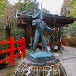 Musashi Hachidai Shrine